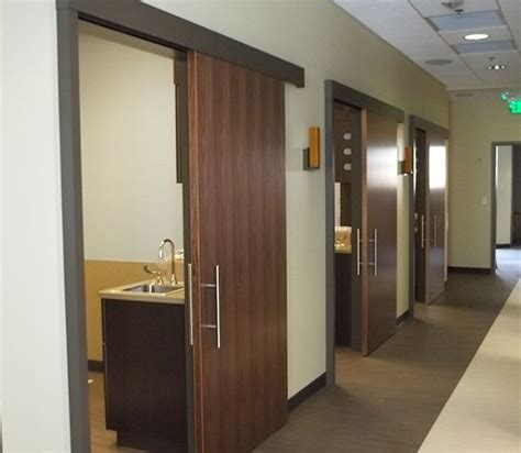 commercial barn doors interior sliding barn doors ad systems