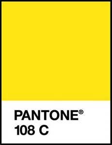 pantone yellow pantone yellow 108c home is where the heart is