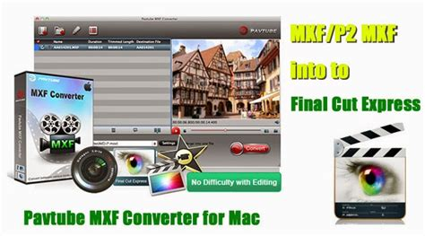 Editing Mxf Files In Final Cut Prodownload Free Software | editing mxf files in final cut prodownload free software