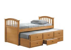 san marino maple storage bed with trundle beds af