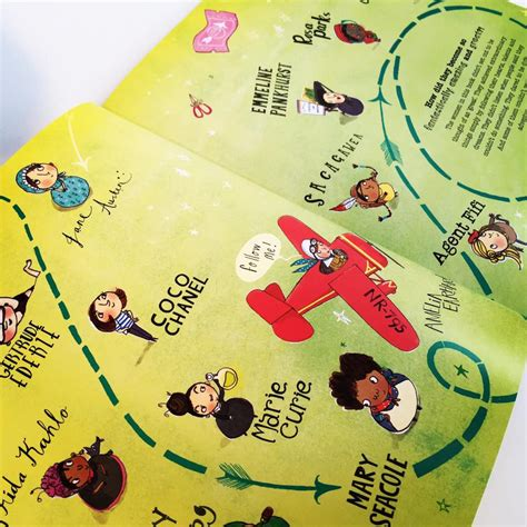 fantastically great women who fantastically great women who changed the world by kate pankhurst bloomsbury kids picture