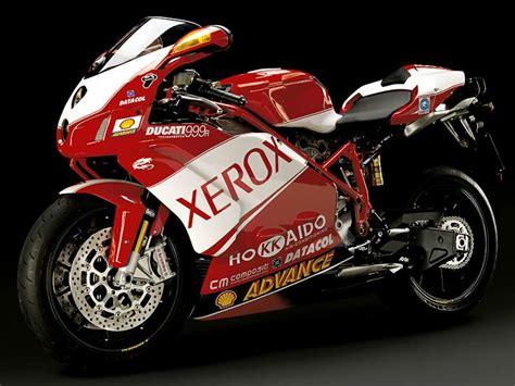 Ducati Fila Aufkleber by Ducati 999r F07 Team Xerox