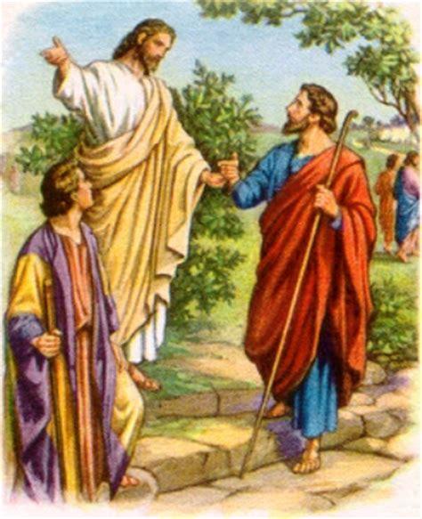 imagenes de jesus llamando a sus discipulos evangelio de san marcos personas que aparecen en el