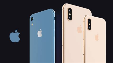 2018 iphone xr xs max leaks update