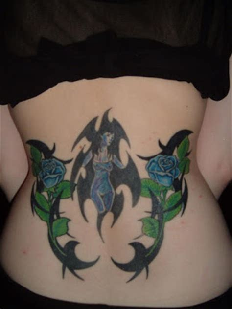 rose lower back tattoos lower back tattoos designs may 2012