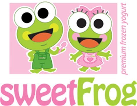 Sweet Frog Fundraiser Flyer Template