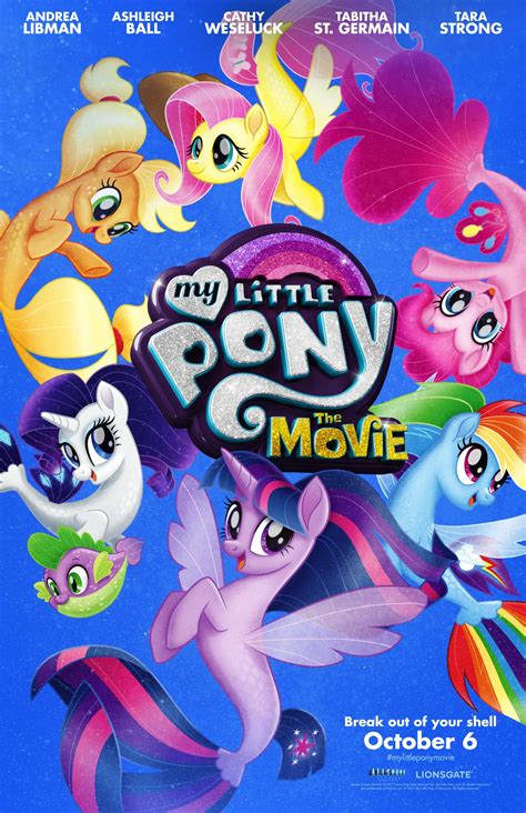 film mlp 4 new movie my little pony the movie talking with tami