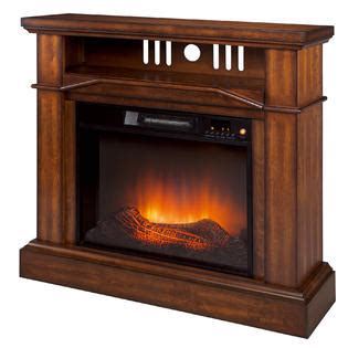 Essential Home Electric Fireplace by Telluride Wood Veneer Fireplace Keep Cozy And Entertained