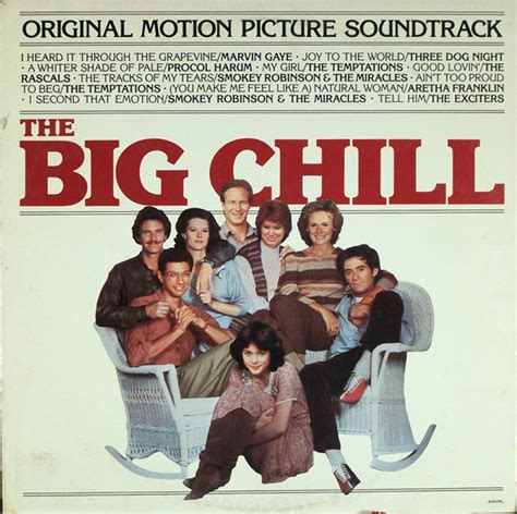 Cd And The City Original Motion Picture Soundtrack various the big chill original motion picture soundtrack at discogs