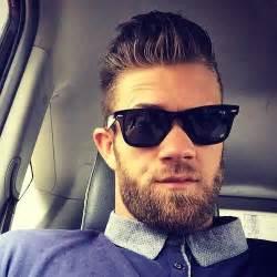 bryce hair style bryce harper haircut styles 2016