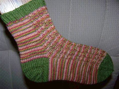 knitted sock patterns easy easy sock pattern knitting