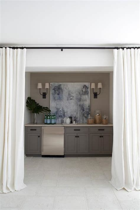 Gray Kitchen Curtains Kitchen Curtains For Gray Cabinets Curtain Menzilperde Net