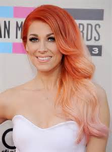 brit pop hair style 15 citrus hued hairstyles for girls daring to go orange