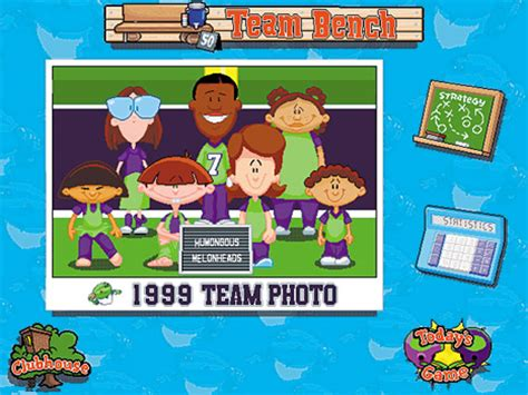 backyard football characters backyard football game giant bomb