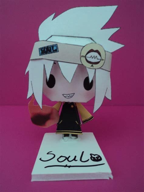 Soul Eater Papercraft - soul eater papercraft by legendoffullmetal on deviantart