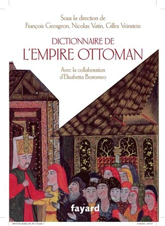 Ottoman Traduction dictionnaire turc ottoman francais