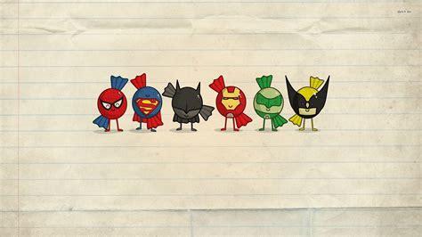 wallpaper cartoon hero free superhero wallpapers wallpaper cave