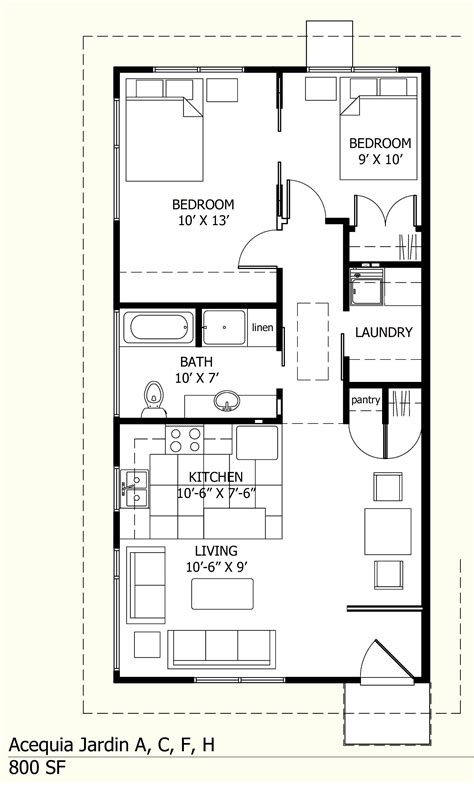 small house floor plans under 500 sq ft house plans under 600 square feet numberedtype