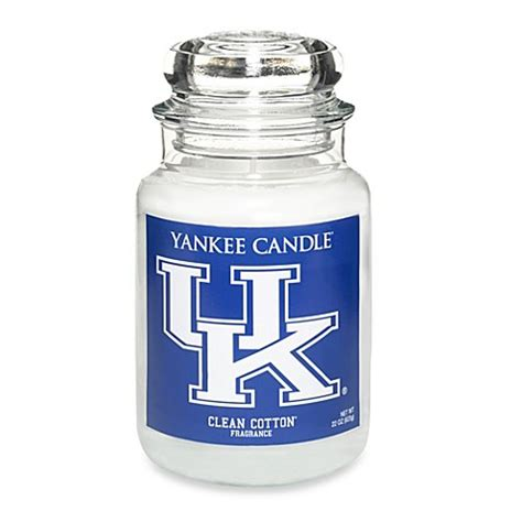 Yankee Candle 174 University Of Kentucky Large Jar Fan Candle