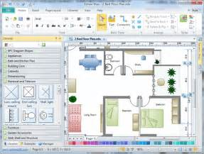 Home Floor Plan Design Software by Floor Plan Software Create Floor Plan Easily From
