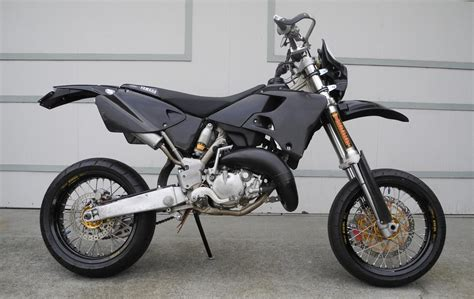 125ccm Motorrad Yamaha Supermoto by Oh Yes We Did Yz125 Supermoto South Bay Riders