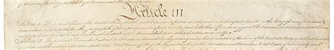us constitution article 3 section 3 constitution series the separation of powers tennessee star