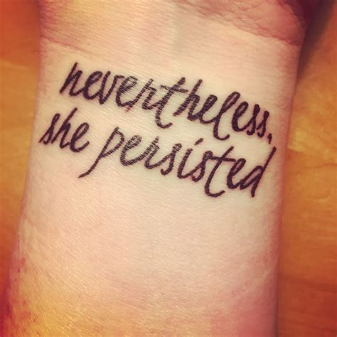 small tattoo fonts image result for nevertheless she persisted