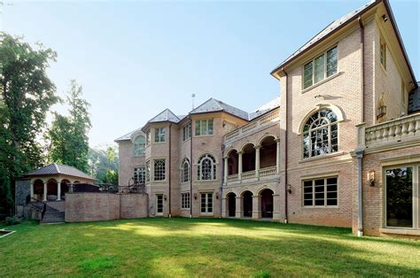 Kendall Homes Floor Plans by 20 000 Square Foot Mega Mansion In Mclean Va Re Listed