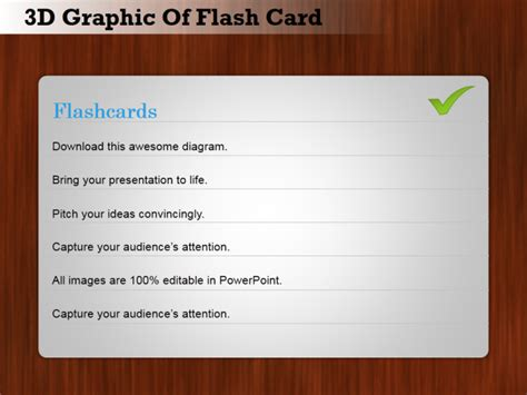 card powerpoint template how to create cue cards in powerpoint in just 5 minutes