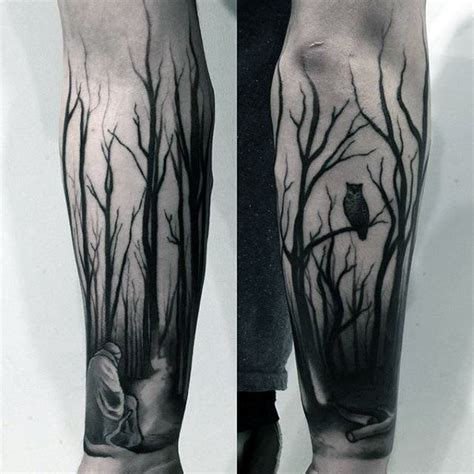 Creativity Tattoos Forearm Tattoos On 70 Creative Tattoos For Men Unique Design Ideas