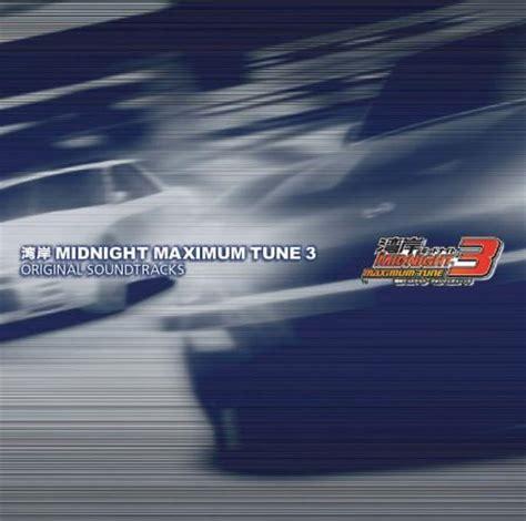 Wangan Midnight Maximum Tune wangan midnight maximum tune 3 original soundtracks