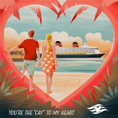 disney cruise line valentine s day e cards