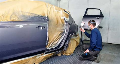 Auto Painter by Vehicle Paint Technician Apprenticeships Uk Remit