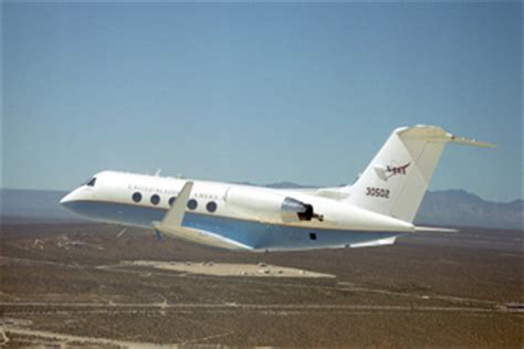 nasa gulfstream iii (g iii) research testbed aircraft | nasa