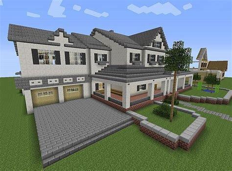 25 best ideas about villa minecraft modern houses ideas