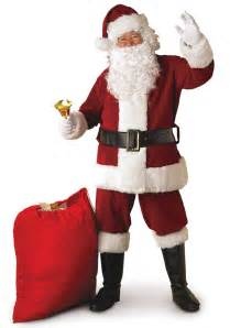 Santa Costume Santa Suit Christmas Costume » Ideas Home Design