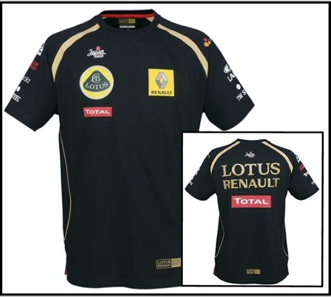 t shirt formula one 1 lotus renault gp f1 team new
