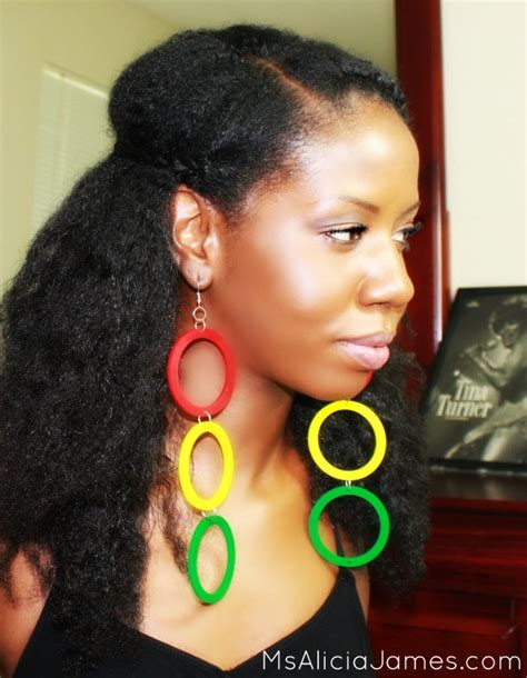 Easy Transitioning Hairstyles For Black Women | easy transitioning hairstyles for black women