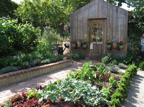 kitchen gardens design ciao domenica an abundance of flowers