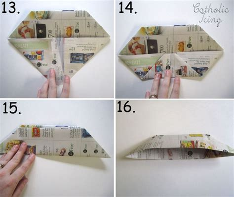 How To Fold Paper Hats - newspaper hat on 100 inspiring ideas to