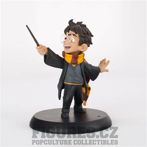 9 cm figure harry potter q fig figure harrys spell 9 cm