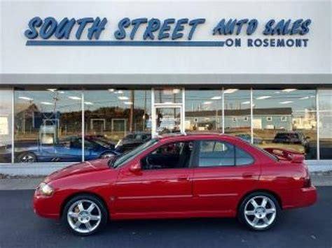 used nissan sentra 2006 used 2006 nissan sentra for sale pricing features