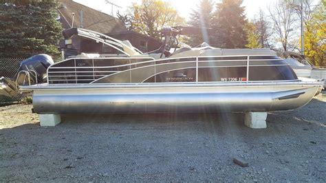 bennington pontoon boats for sale wisconsin used pontoon boats for sale in wisconsin united states