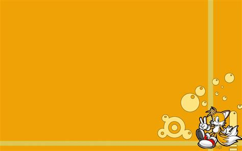 yellow wallpaper game sonic the hedgehog wallpaper and background image