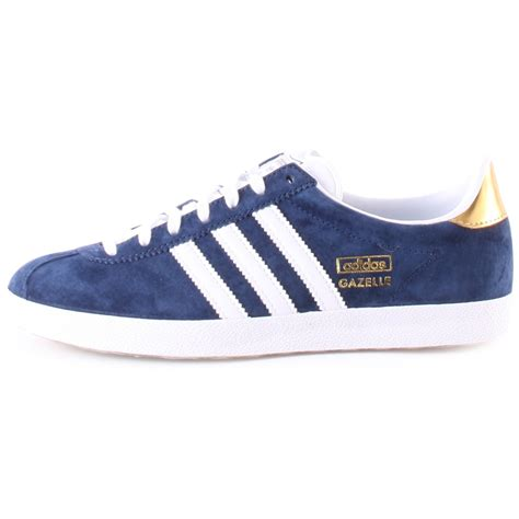 Adidas Gazele Navy adidas gazelle womens trainers navy los granados apartment