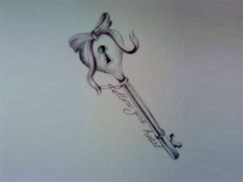 heart key tattoo key tattoos designs ideas and meaning tattoos for you