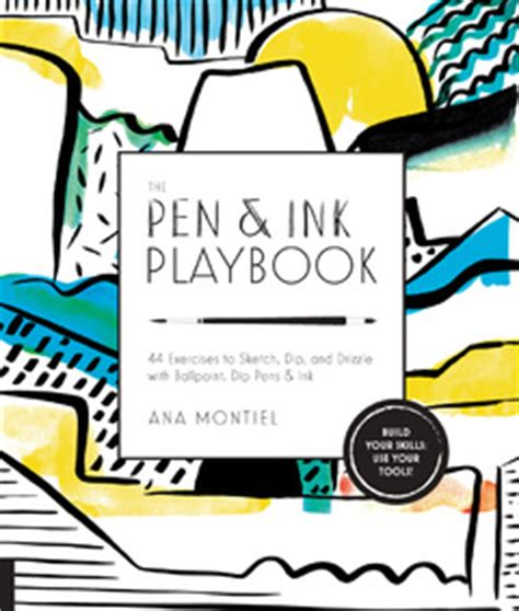 Ink Modern Plays letter play