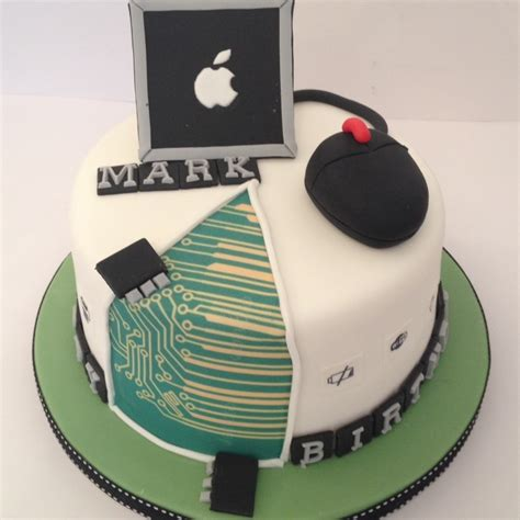 Shower Shoes For Men by Computer Theme Cake