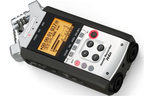 video tutorial zoom h4n recording speech with a portable recorder