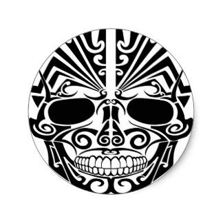 maori tattoo stickers zazzle